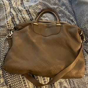 Large Rebecca Minkoff tote/satchel bag